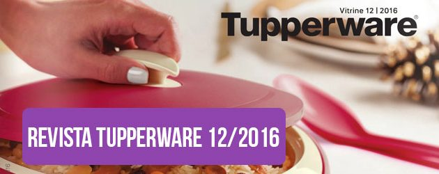 Capa Post Revista Tupperware 12/2016