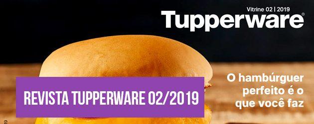 Capa Vitrine 02/2019 Tupperware