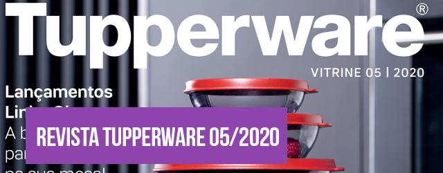 VITRINE 05/2020 TUPPERWARE